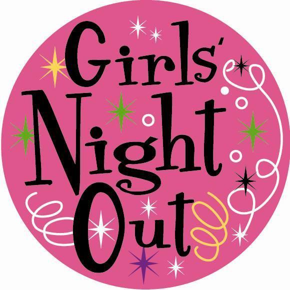 580x580 Girls Night Clipart