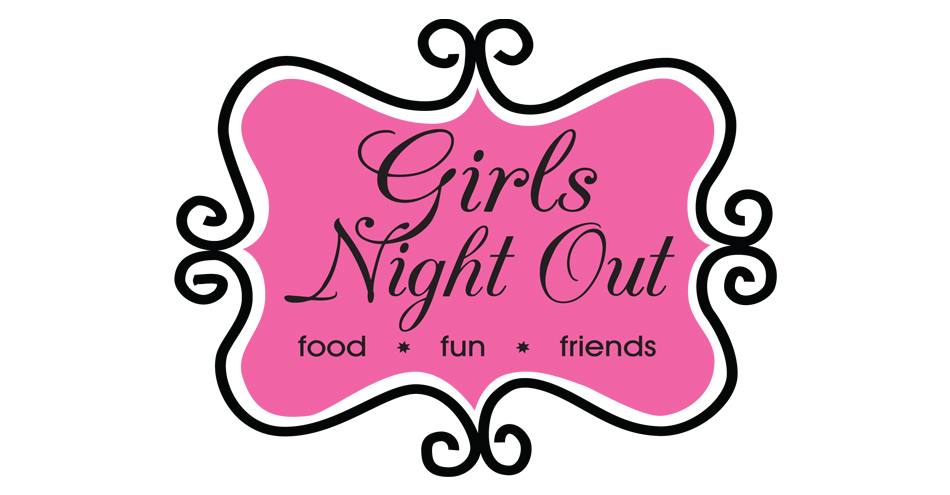 950x495 Girls Night Out Clipart