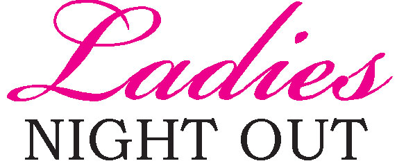 572x242 Ladies Night Out Clip Art