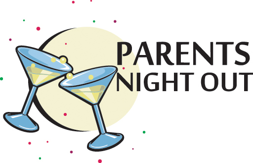 512x329 Night Out Clipart