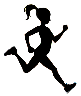 342x404 Person Running Clipart Hostted Wikiclipart