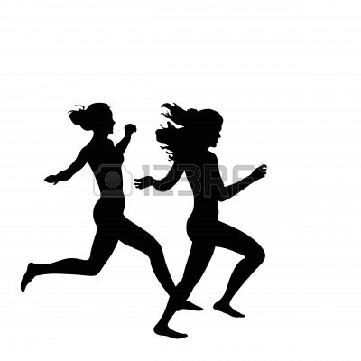 1200x1200 Running Clip Art