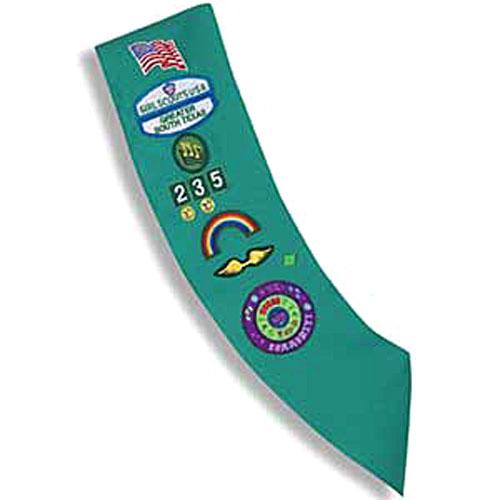 500x500 Girl Scouts Junior Girl Scout Sash Boscov'S