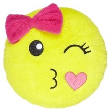 354x354 Smiley Face Pillow Girls Room Decor From Justice