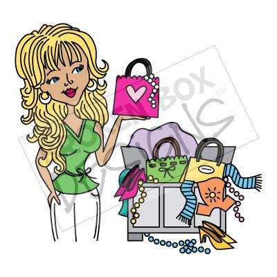 400x400 Clipart On Girly Girls
