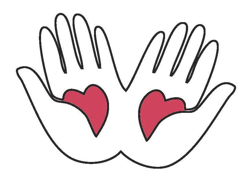 800x600 Giving Hands Clipart Free Images 4