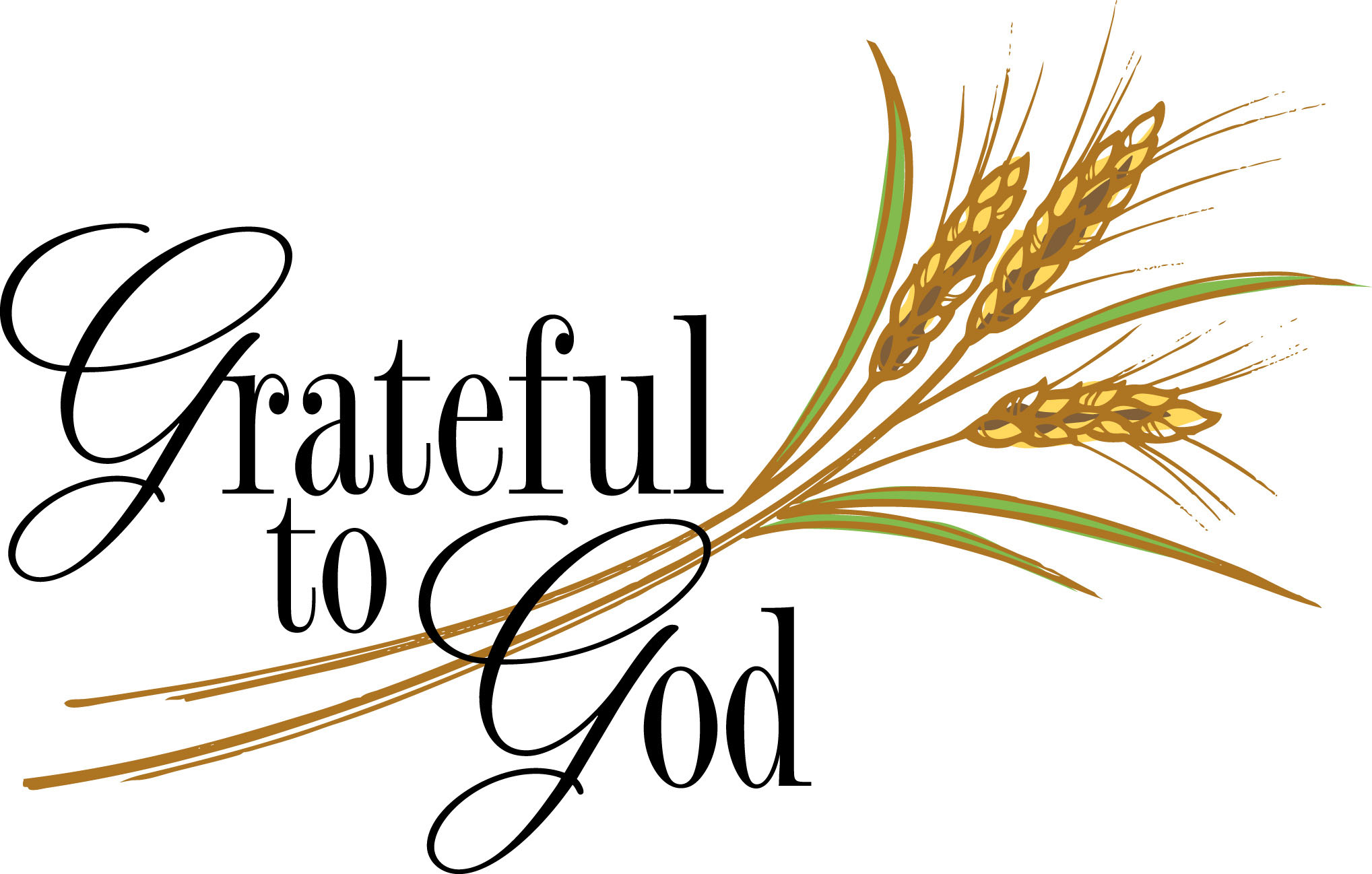 2037x1298 Giving Thanks To God Clipart