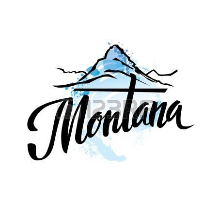 450x450 Glacier National Park Clipart
