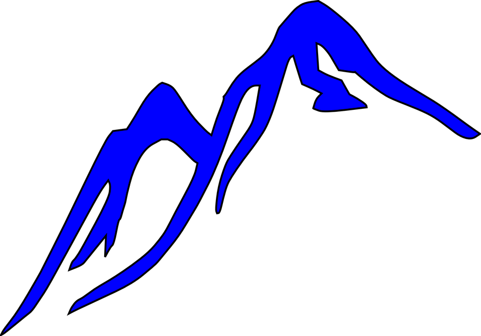 960x670 Glacier Clipart Mountain Top