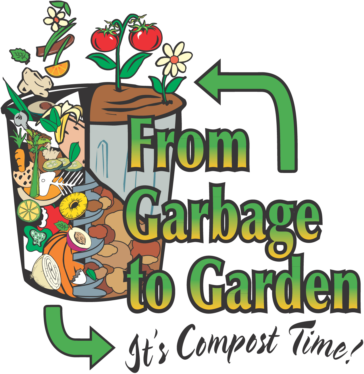 1267x1304 Food Scraps Clipart