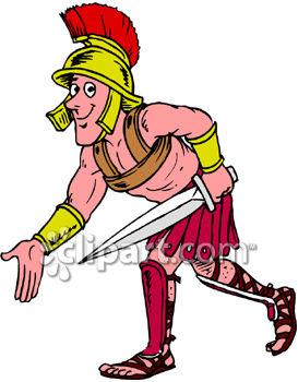 273x350 A Spartan Gladiator