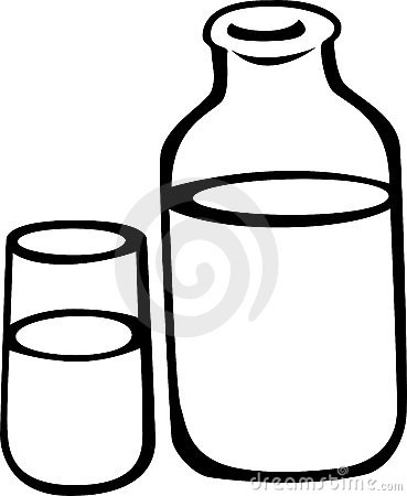 369x450 Milk Clipart Drinking Glass
