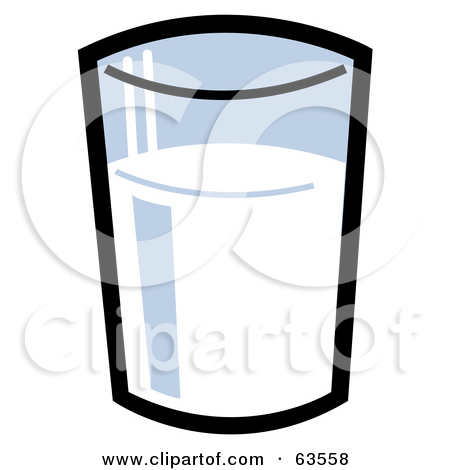 450x470 Glass Of Milk Drawing Clipart Panda