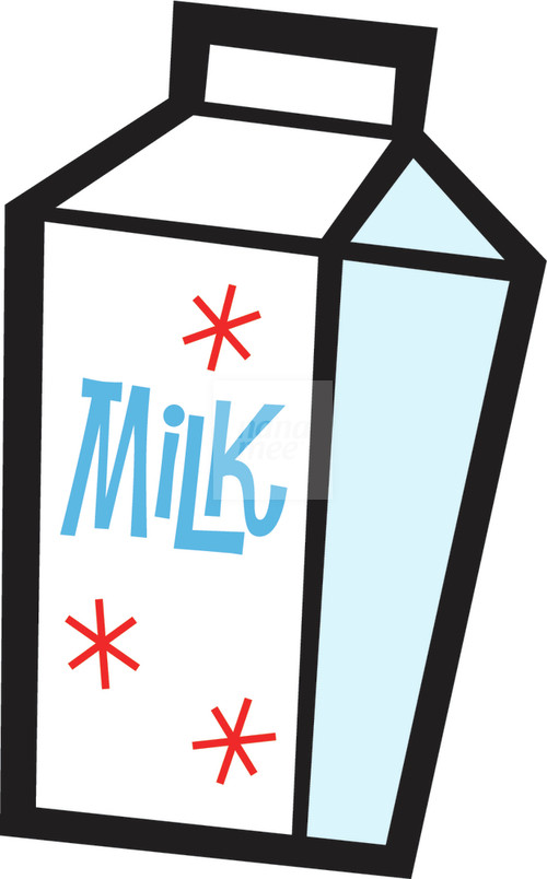 500x804 How To Draw Milk Carton Collection
