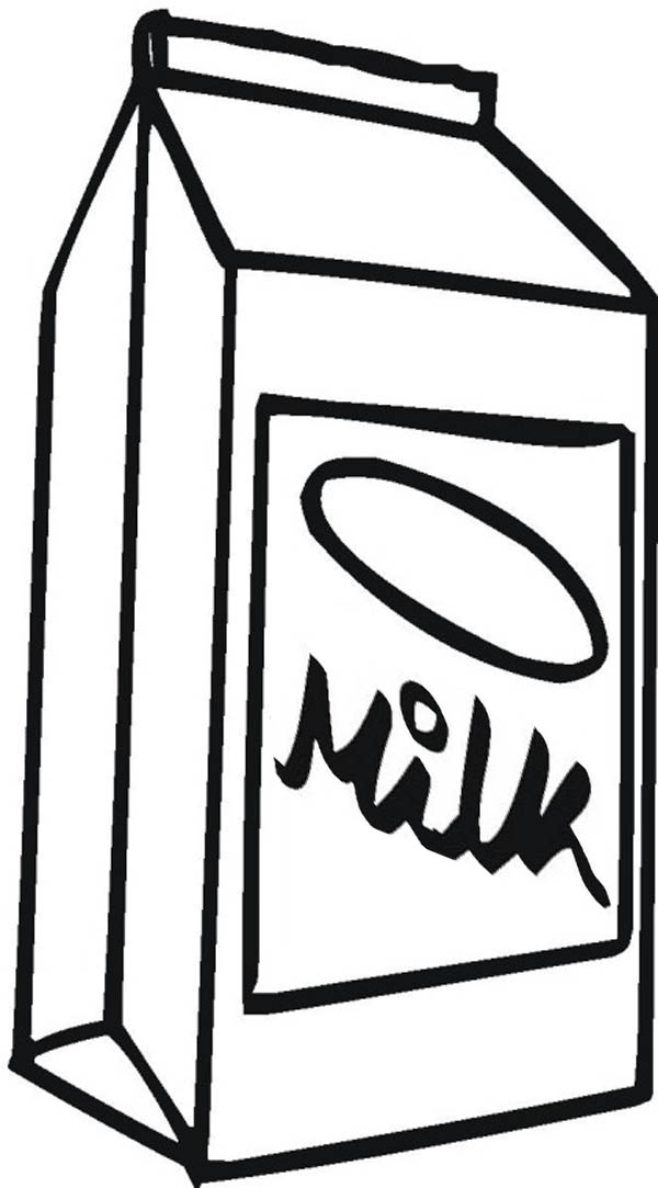 600x1083 How To Draw Milk Carton