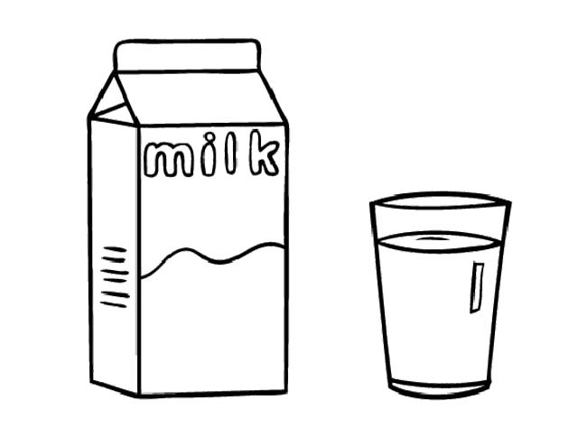 650x485 Milk Clipart Glass Milk