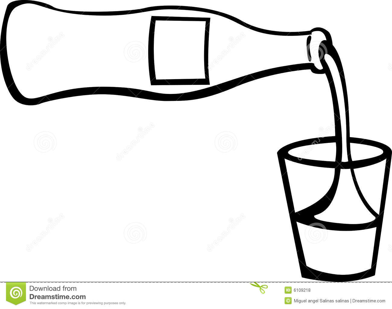 1300x1023 Liquid Clipart Black And White