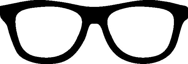 600x205 Sunglasses Clipart Cartoon