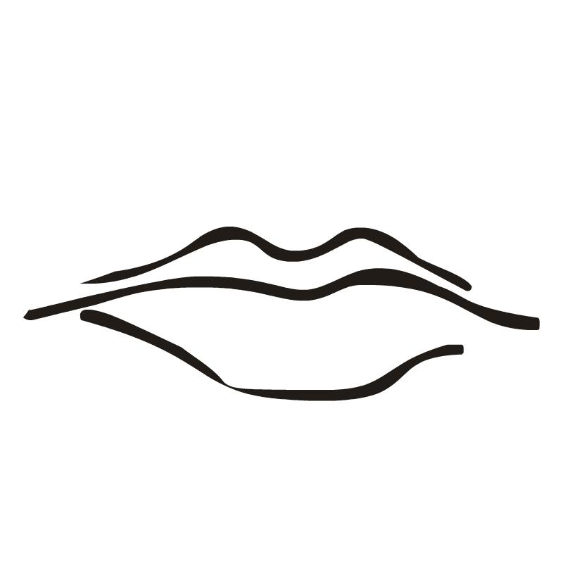 800x800 Lips Clip Art Free Kiss Clipart Panda