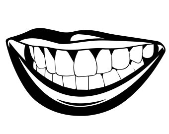340x270 Mouth Clipart Etsy