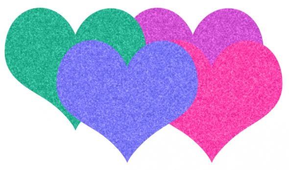 590x347 Sparkles Clipart Pink Sparkles