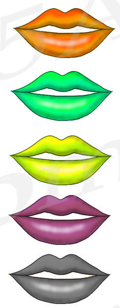 243x620 50% Off Lips Clipart Lips Clip Art Lips Png Kisses Lip