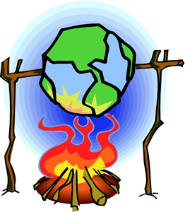 262x300 Geography Clipart Global Warming