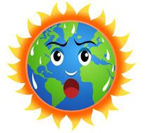 210x189 Global Warming Clip Art Clipart