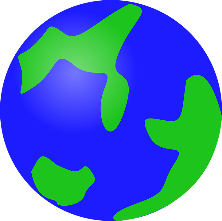 723x720 Planet Earth Clipart Global