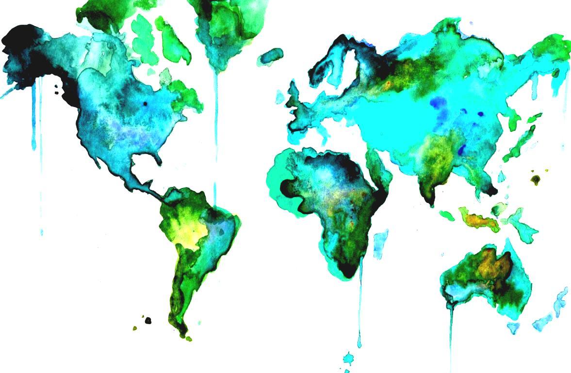 1177x770 Clip Art Global Map Clip Art