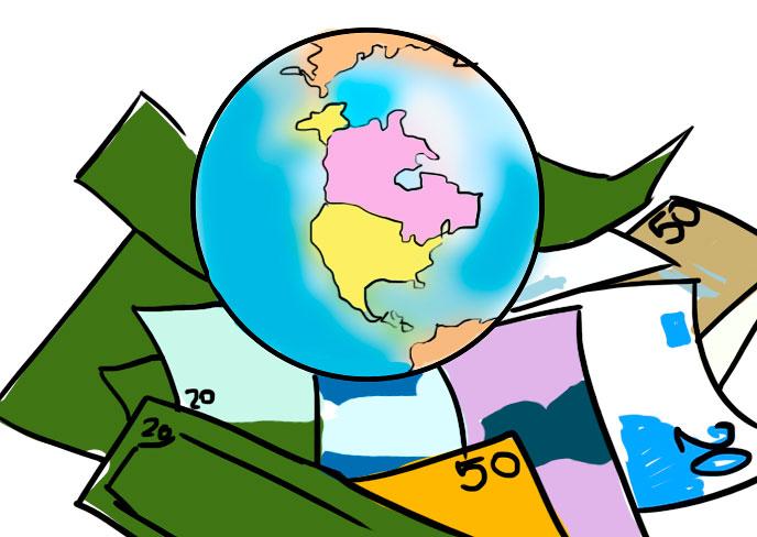 688x488 Economic Globalization Essay