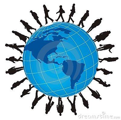 400x398 Globalization Clip Art Cliparts