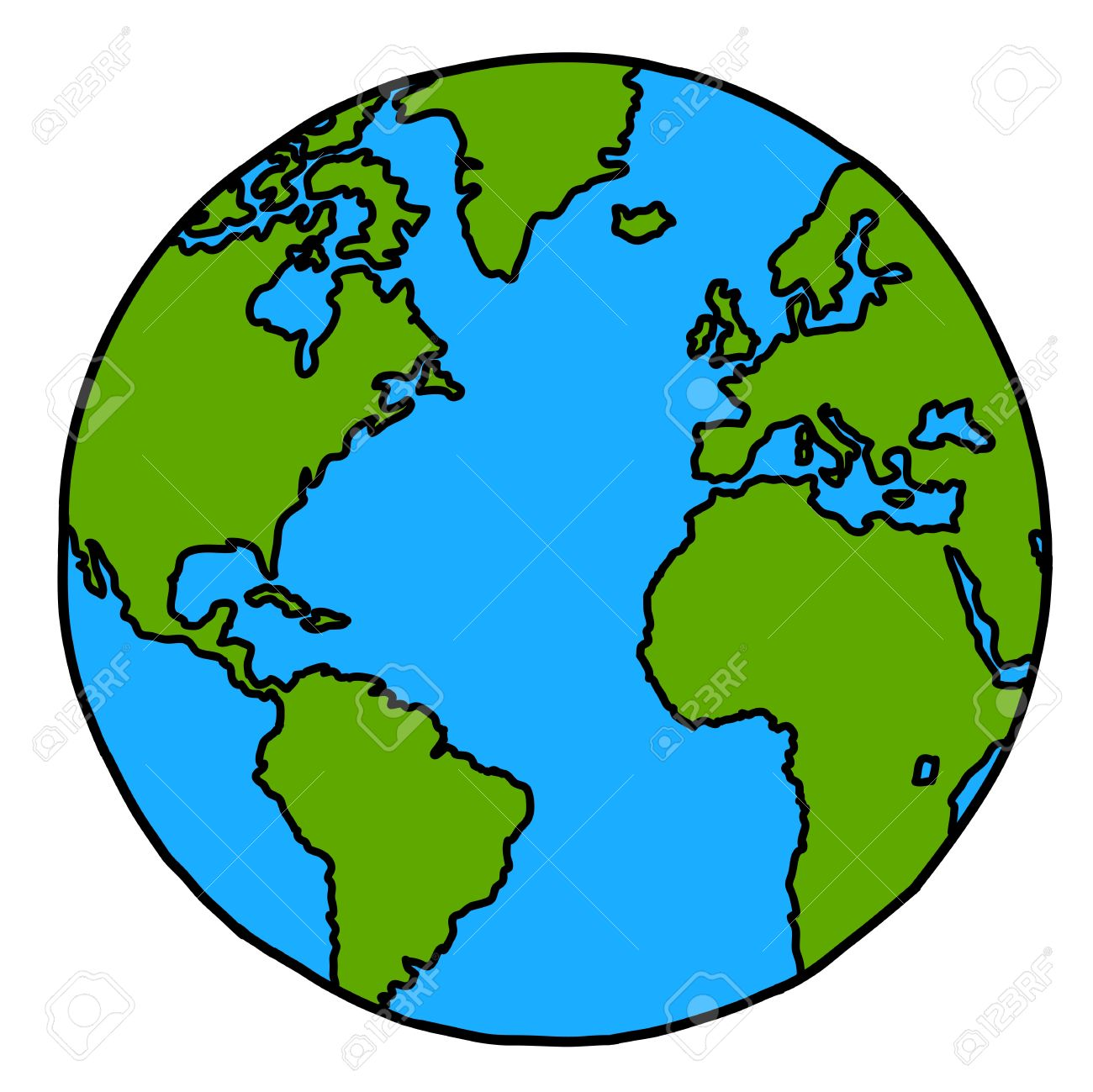 1300x1299 Planet Earth Clipart Hand Clipart