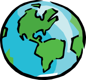 299x279 Earth Clip Art