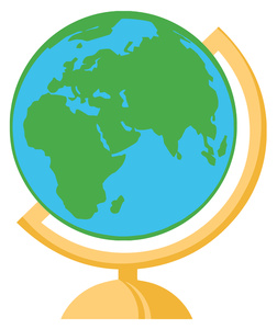 252x300 Earth Globe Clip Art Free Clipart Images 2