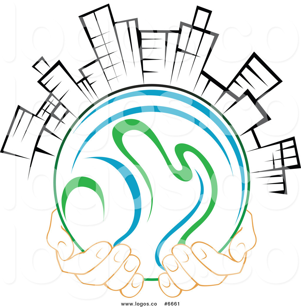 1024x1044 Royalty Free Clip Art Vector Logo Of Hands Holding A Globe