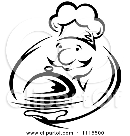 450x470 Black And White Vector Clipart