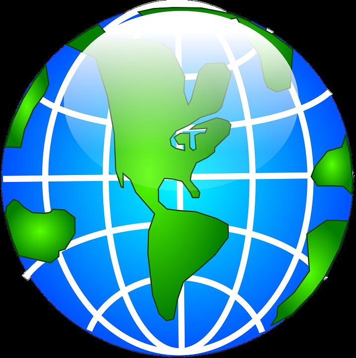 717x720 Earth Clipart Usa