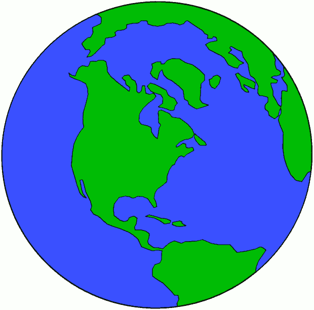 620x612 Earth Globe Clip Art Free Clipart Images 3