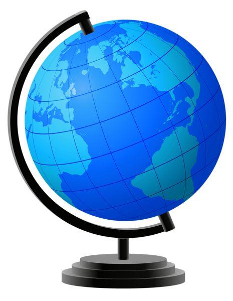 465x600 Animated Globe Clip Art