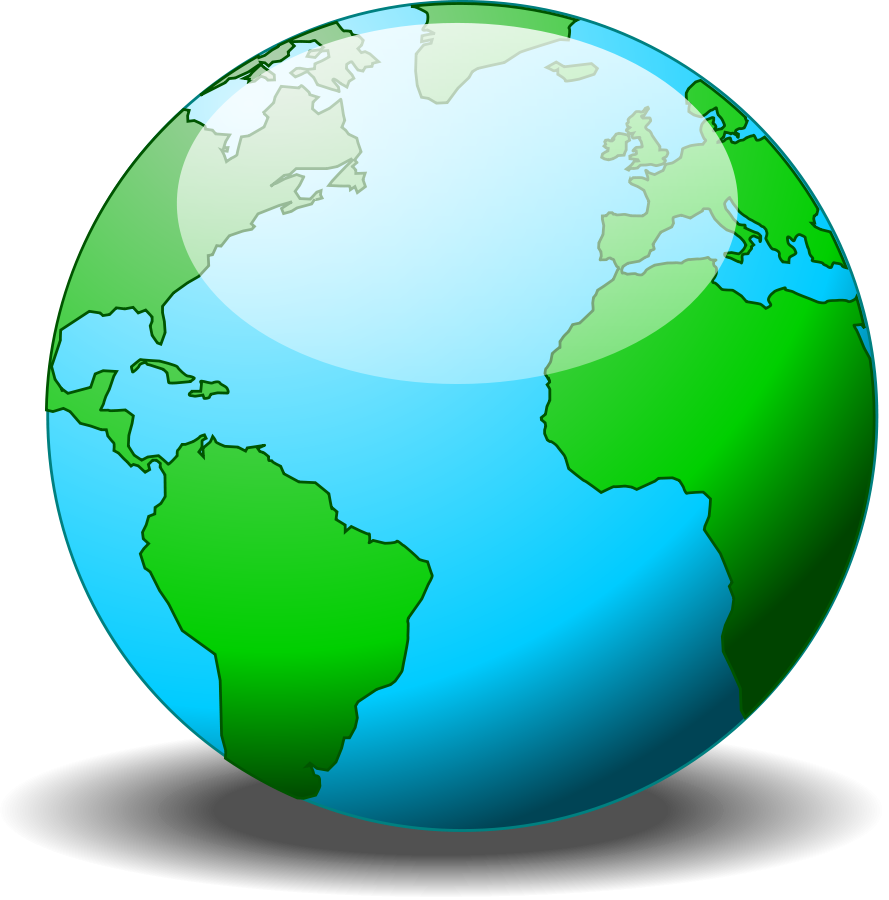 889x900 World Earth Globe Clip Art Free Clipart Images 2