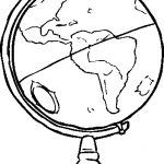 150x150 Globe Coloring Page Print Coloring Pages Top 15 Free Printable