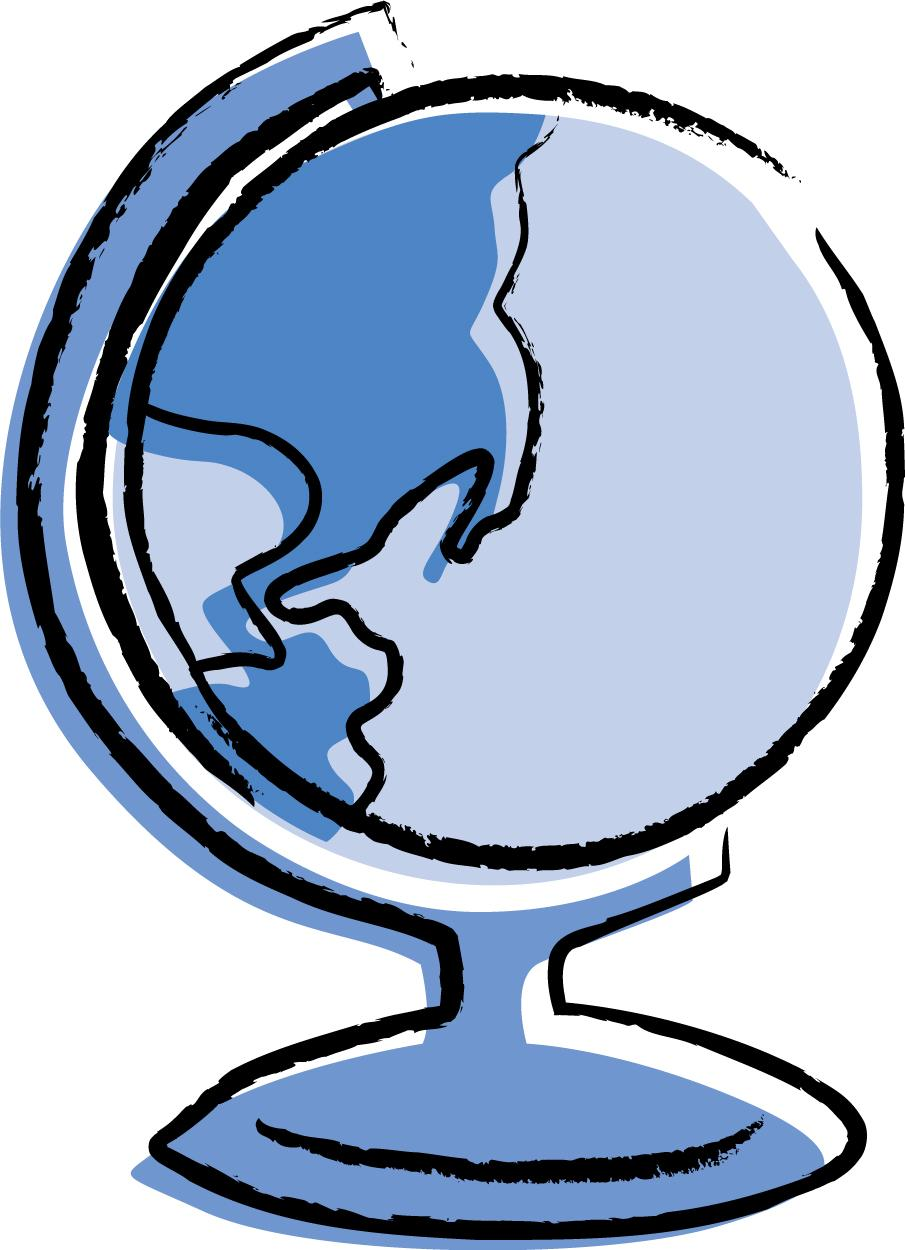 905x1250 Hd Earth Globe Clip Art At Vector Free Drawing