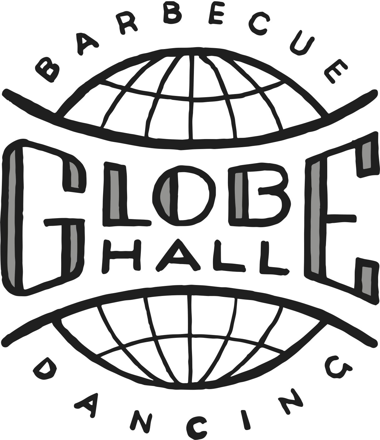 1217x1408 Globe Hall Barbecue Amp Dancing