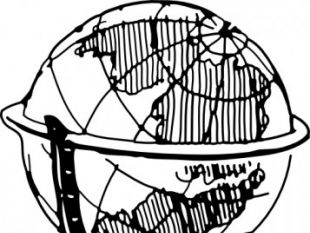 310x233 World Globe Clip Art Free Vectors Ui Download