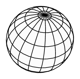 278x277 Clipart Line Drawing Globe