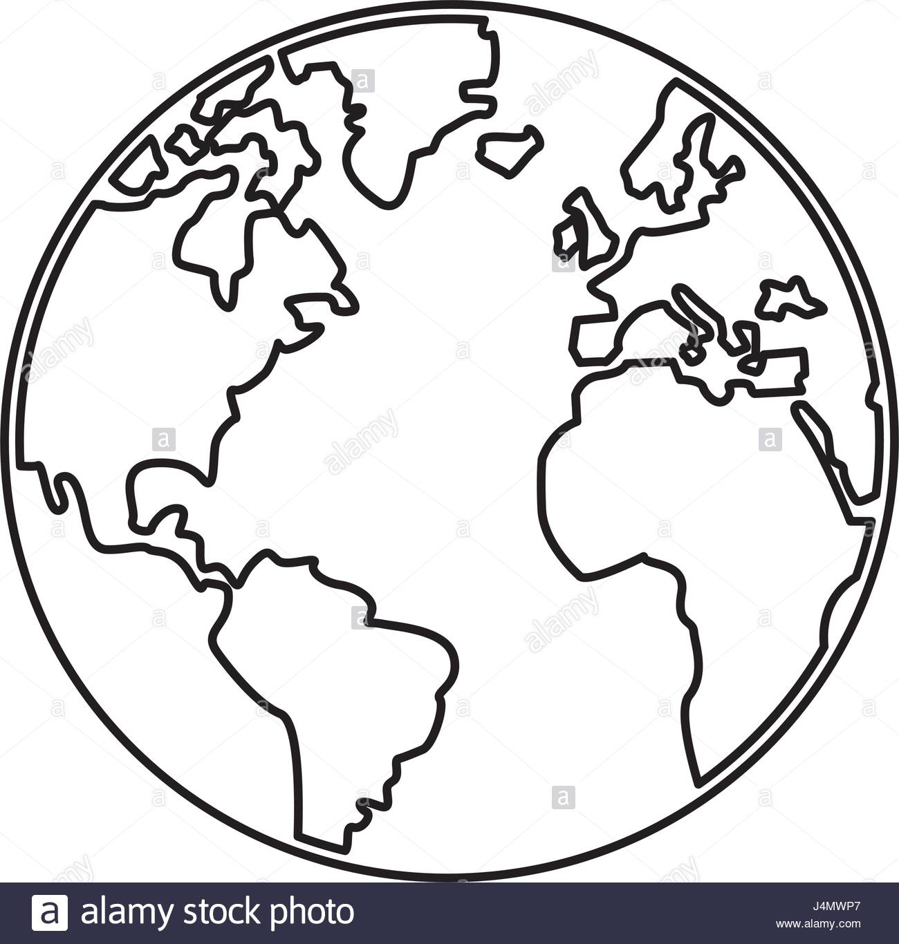 Globe outline free download best globe outline on clipartmag 1300x1366 world map earth globes cartography continents outline stock vector gumiabroncs Gallery
