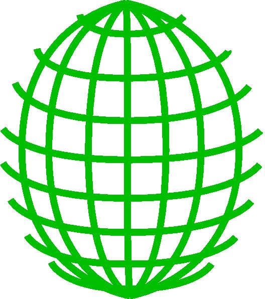 528x596 Big Wire Globe Fc Clip Art