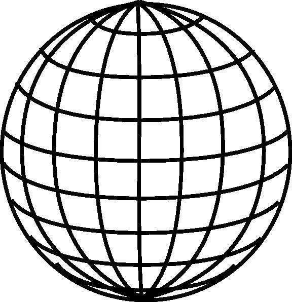 576x596 Clear Globe Clip Art