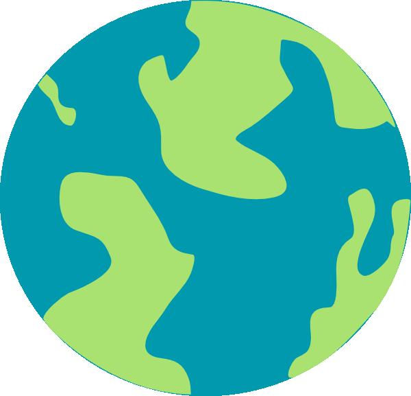 600x577 Globe Clip Art